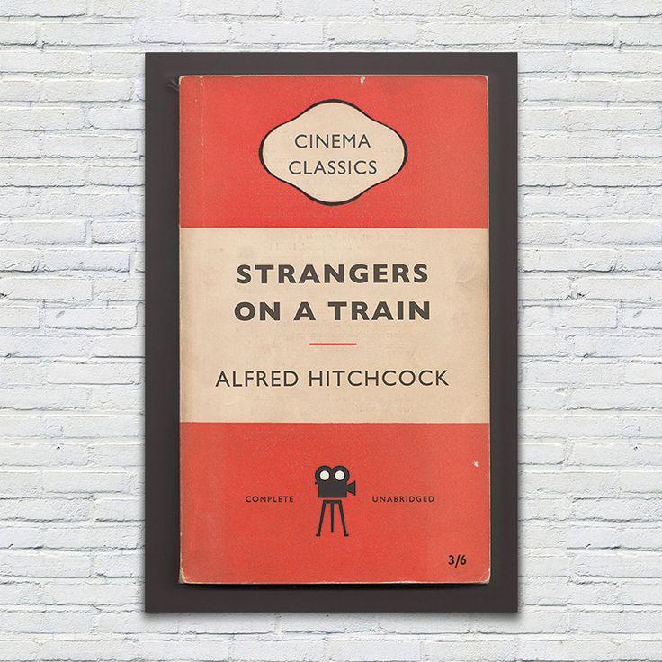 Penguin Books Classics Movie Poster by EncoreDesignStudios