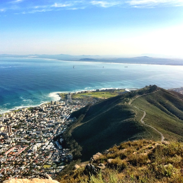 #SignalHill #CapeTown #Iphone
