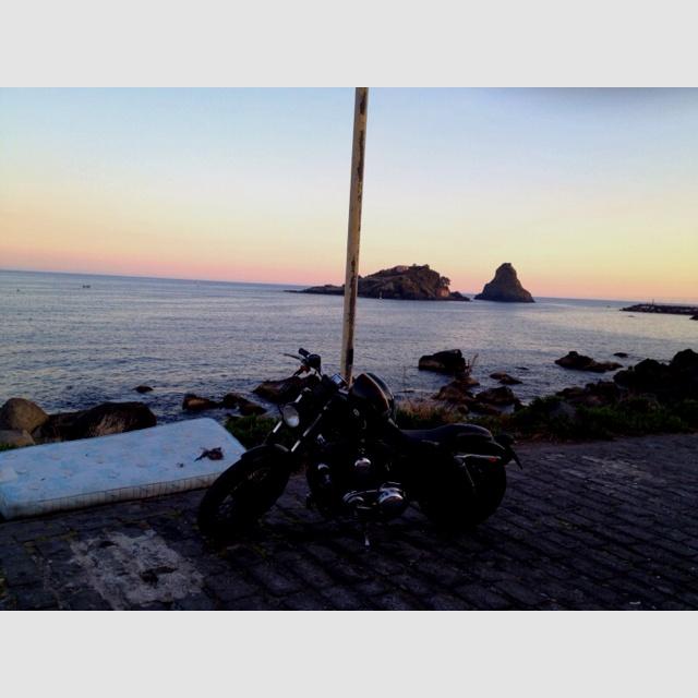 Mattress. Aci Trezza, Sicily