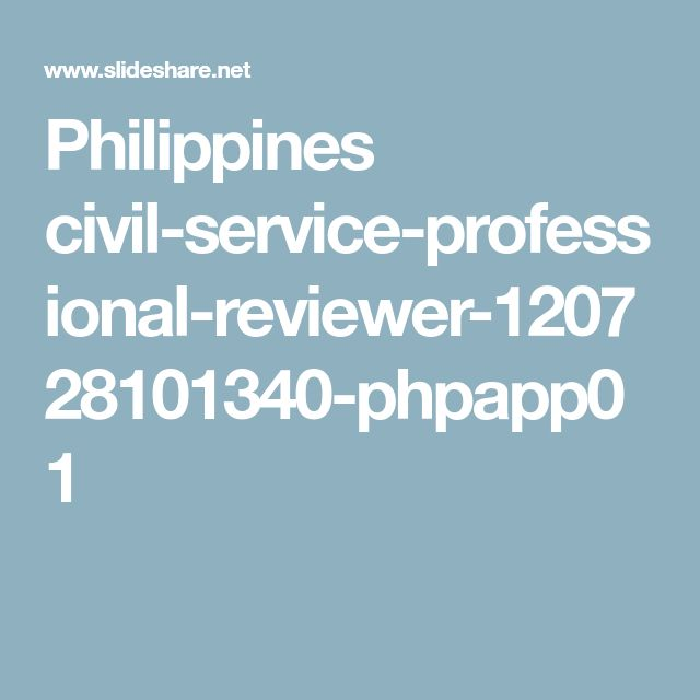 Philippines civil-service-professional-reviewer-120728101340-phpapp01