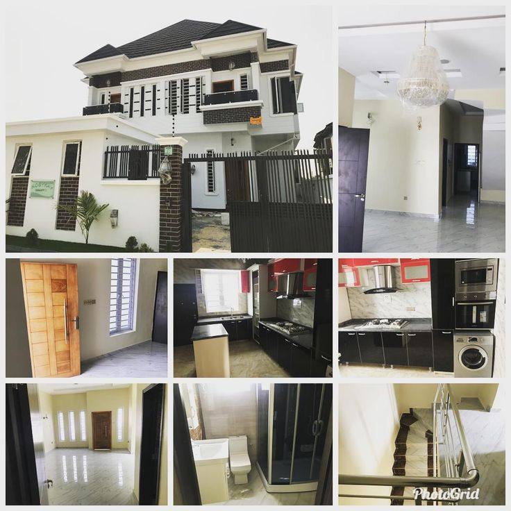 FOR SALE :- BEAUTIFUL 4 BEDROOM SEMI-DETACHED HOUSE WITH A ROOM BQ AMAZING SANITARY FITTINGS & A FULLY FITTED KITCHEN  LOCATION :- CHEVRON  LEKKI  ASKING PRICE :- N60M  08185137209 // 09060000255  #realestate #real #estate #house #housing #home #homes #finance #investment #building #structure #listing #sanitaryware #luxurylife #family #comfort #sale #buy #lease #rent #income #savings #design #architecture #interior #space #fittings #structure #constructionworker