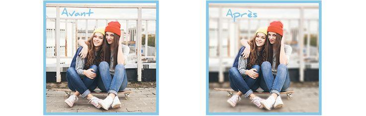 Pensez à ajouter un effet à vos photos. Voici un tuto photoshop vous permettant de réaliser un effet flou de l'objectif en sélectionnant vos zones à flouter