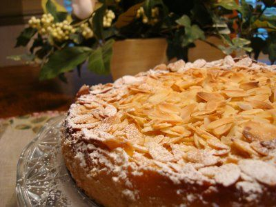 Mennonite Girls Can Cook: Bavarian Apple Torte: try spreading bottom ...