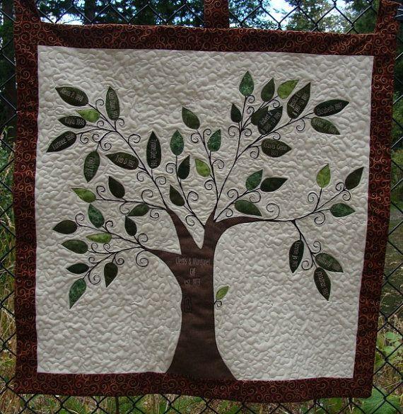 Best 25 Family Tree Quilt Ideas On Pinterest Quilt