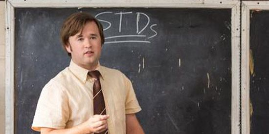 Haley Joel Osment returns onscreen to play virgin sex education teacher in Sex Ed | PEP.ph: The Number One Site for Philippine Showbiz