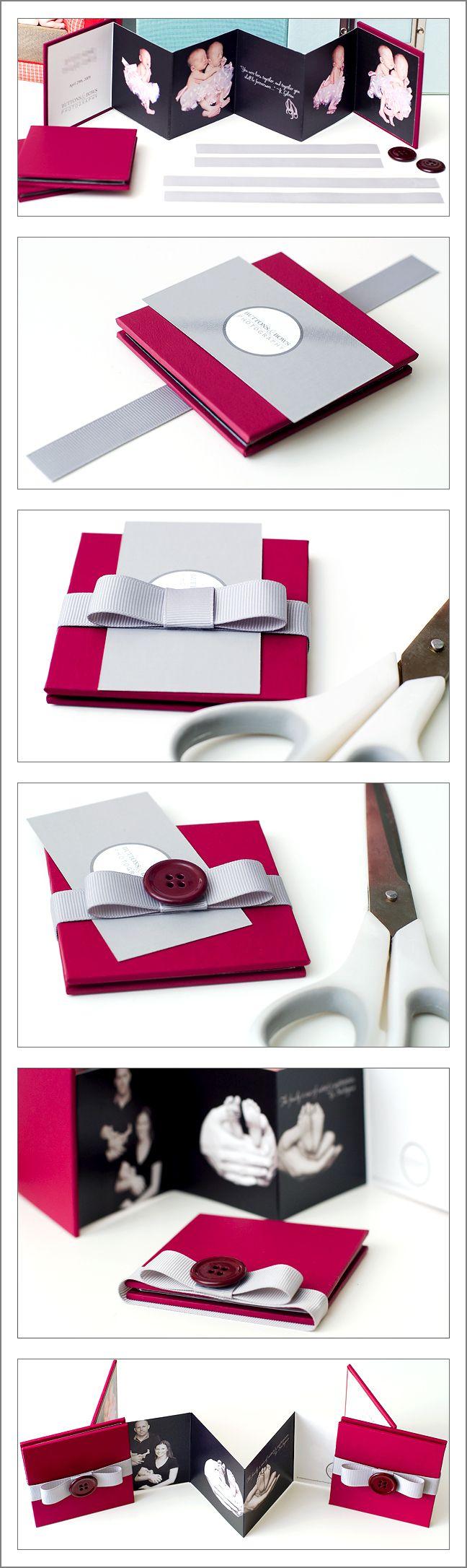 Great CD/photobook packaging
