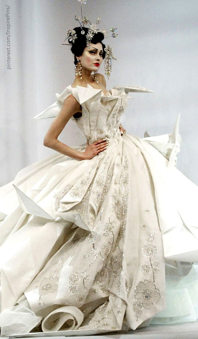 58 best images about fashion fantasy on pinterest jean for Xuming haute couture