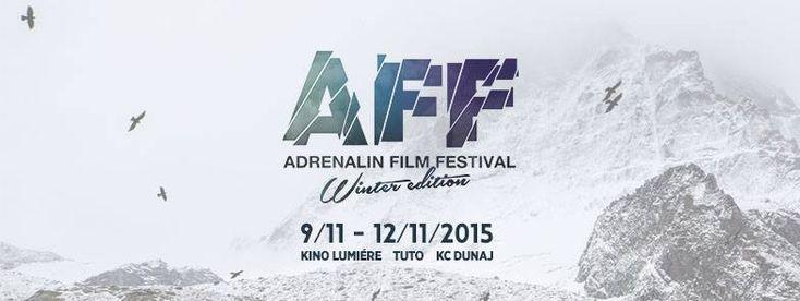 ADRENALIN FILM FESTIVAL 2015 / BRATISLAVA / 9.11. – 12.11.