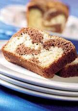 Barry Callebaut - Ebony & ivory cake