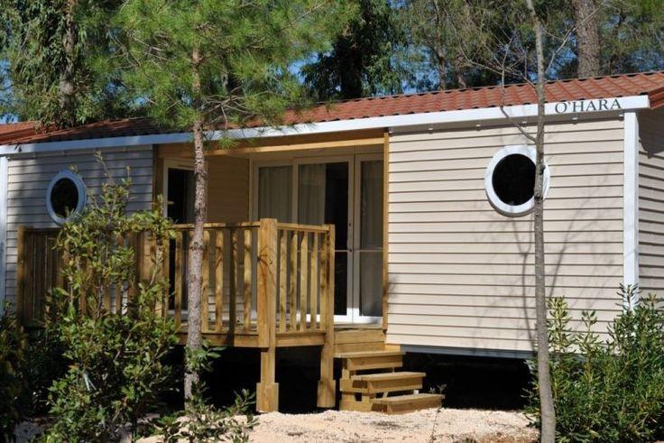 Location mobile-home Patio : le luxe à prix camping dans le Var pour 4 personnes !