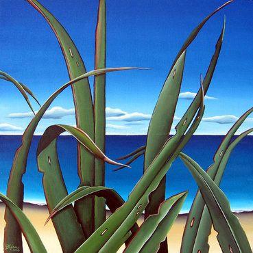 Flax Tips - Diana Adams -