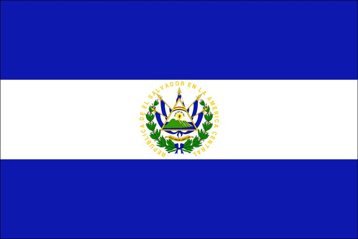 El Salvador Flag | 3' x 5'