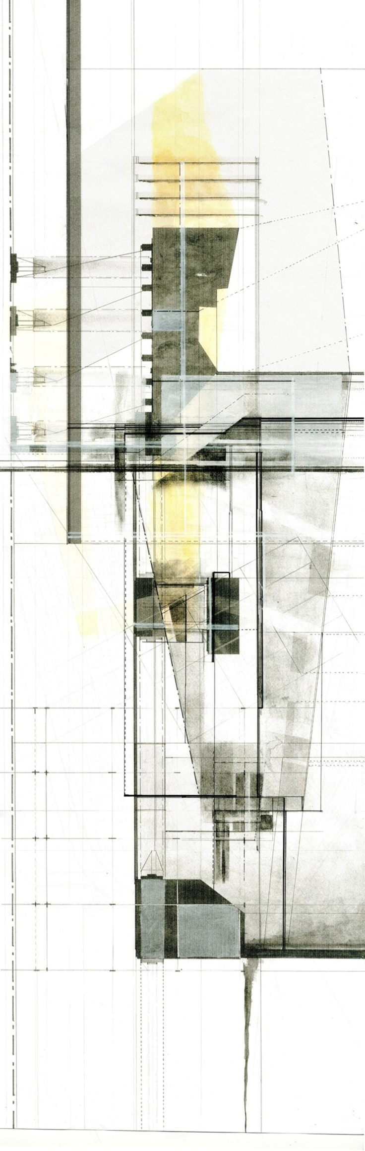 Vertical datum miguel castaneda 08 diagrams for Cheap architectural drawings