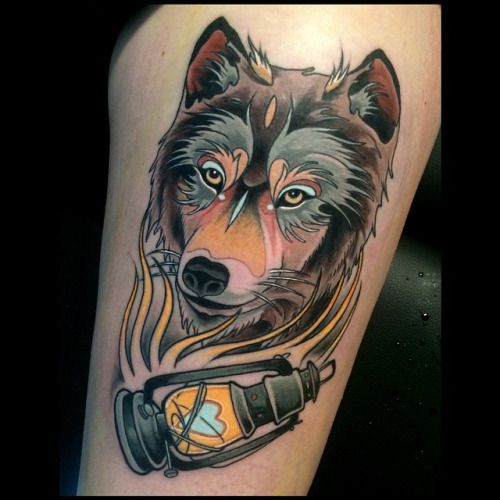 42 Best Images About Tattoos On Pinterest: 42 Best Images About Wolf Tattoo On Pinterest