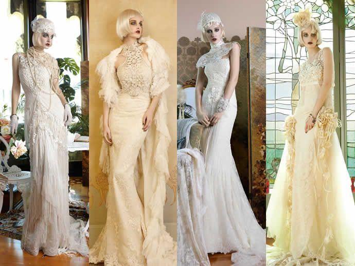 Свадебное платье ретро винтаж
