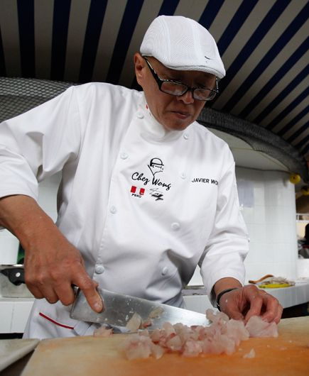 The Short Order: Chef Gaston Acurio's Guide to Lima, Peru: Restaurants + Bars: GQ