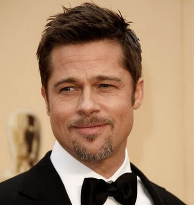 Brad Pitt- gets better with age