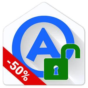#Android Скидка 50% на ключ активации для почтового клиента Aqua Mail Pro https://play.google.com/store/apps/details?id=org.kman.AquaMail.UnlockerMarket