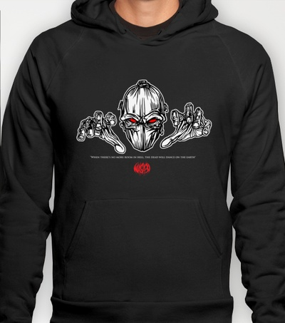 I Want Your Soul Hoody by WASA3I - $38.00