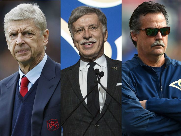 Kroenke's Untouchables: Arsene Wenger & Jeff Fisher