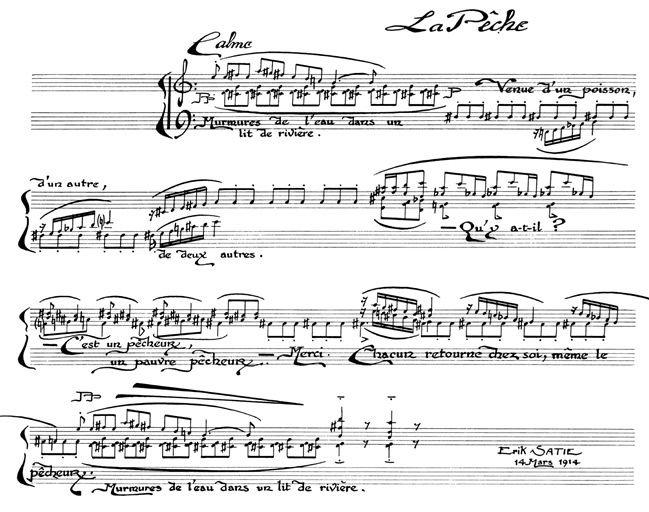 Erik satie early piano works rarity youtube