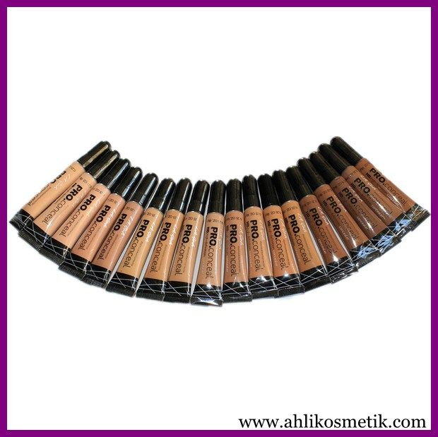 La Girl HD Pro Conceal 100% Produk Original Made In USA