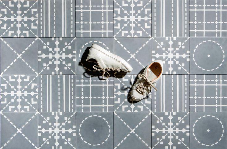 Carreaux de ciment / Tiles