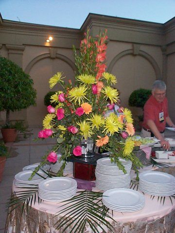 Banquet Table Decorations - Over 3000+ Photos of Flowers, Receptions & More