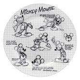 Found it at Wayfair - Disney Sketchbook Mickey Dinnerware Collection