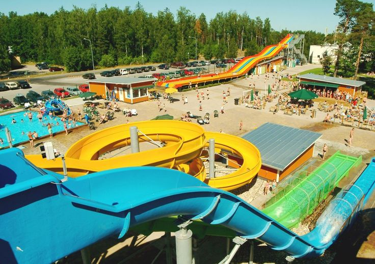 Family Vacations in Finland - Tropiclandia Spa Resort