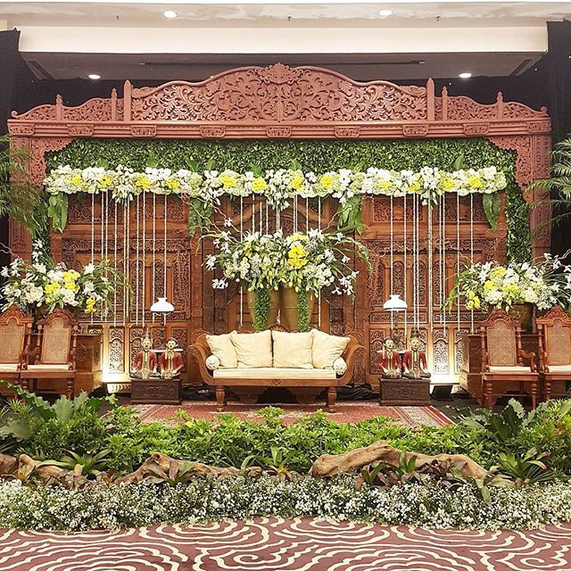 Instagram media azkaanggunart - Aryo & Fera - 230416  #aryoferawedding Venue…