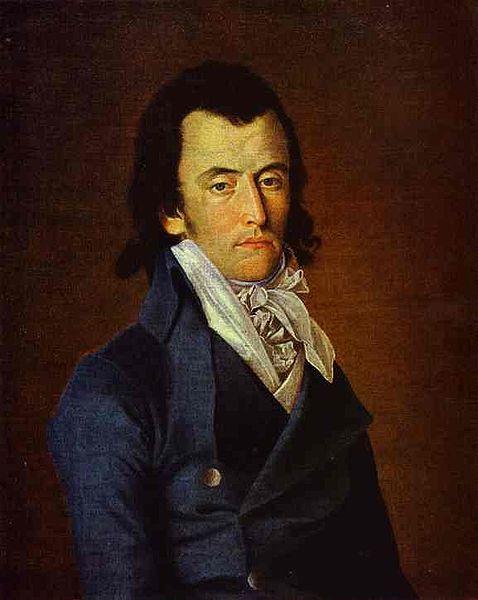 :Alexandre de Beauharnais First husband of Empress Josephine. Not a very handsome fellow.......