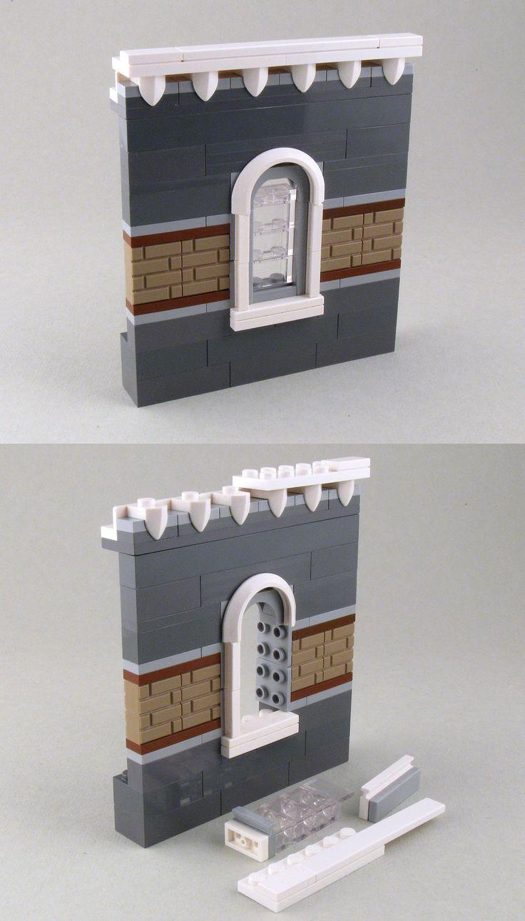 17 beste afbeeldingen over lego huizen gebouwen op pinterest lego meubelen house en - Geschilderde bundel ...