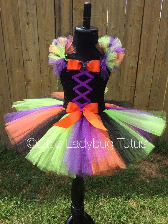 current - Halloween Tutu Dress