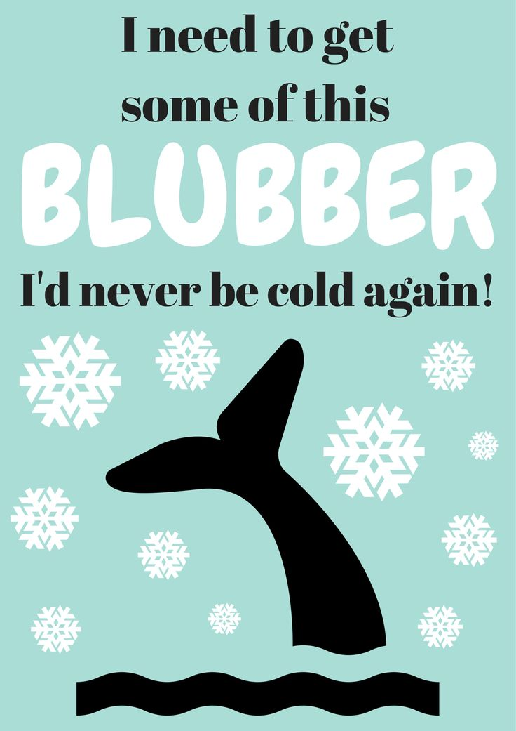 Anyone know where a kid can get some blubber?  Overheard at at Smithsonian Sleepover!  ow.ly/NPWp5