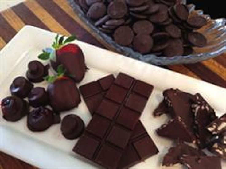 Healthy Home Made Chocolate