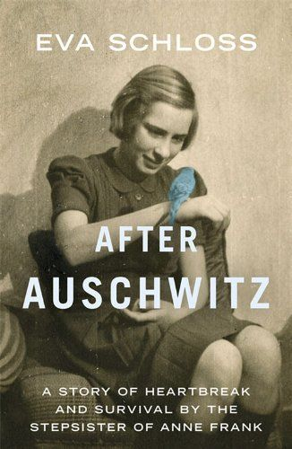 After Auschwitz: A Story of Heartbreak and Survival by the Stepsister of Anne Frank, http://www.amazon.co.uk/dp/1444760718/ref=cm_sw_r_pi_awdl_uTOCtb1V1MMM4