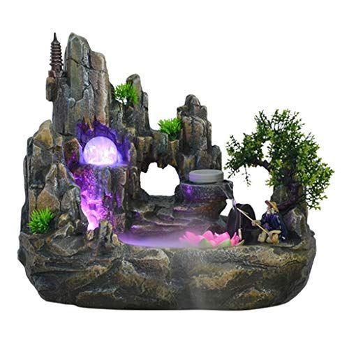 Indoor Water Fountains Panosundaki Pin
