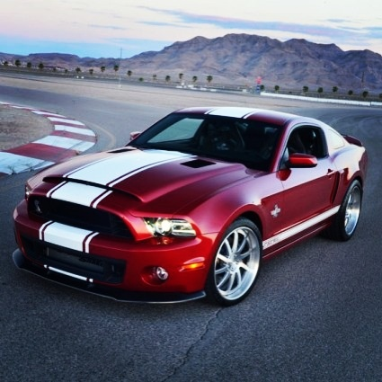 Shelby Mustang G.T.500