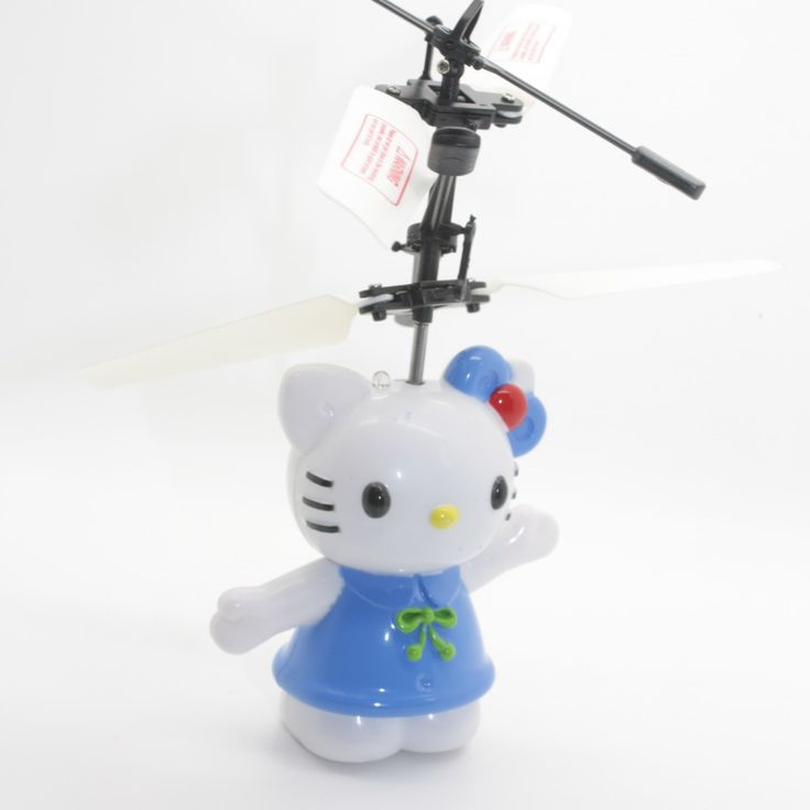 Flying Kitty Blue Rp 130.000