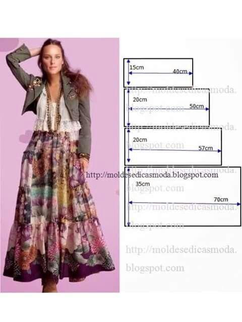75 best Vestidos images on Pinterest | Diy clothing, Sewing patterns ...