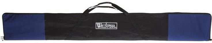 wild fish fishing rod case