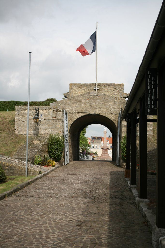 Caserne Varennes, Gravelines, Nord, Nord-Pas-de-Calais, France