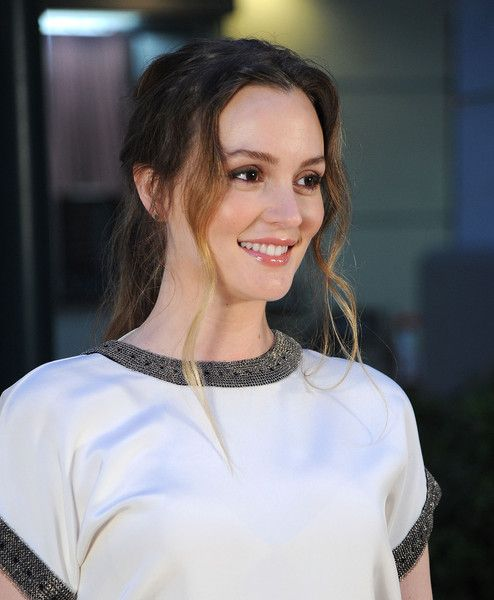 """Leighton Meester Photos - Actress Leighton Meester attends the Premiere of Monterey Media's """"Like Sunday, Like Rain"""" at Laemmle's Town Center 5 on March 18, 2015 in Encino, California. - 'Like Sunday, Like Rain' Premieres in Encino"""