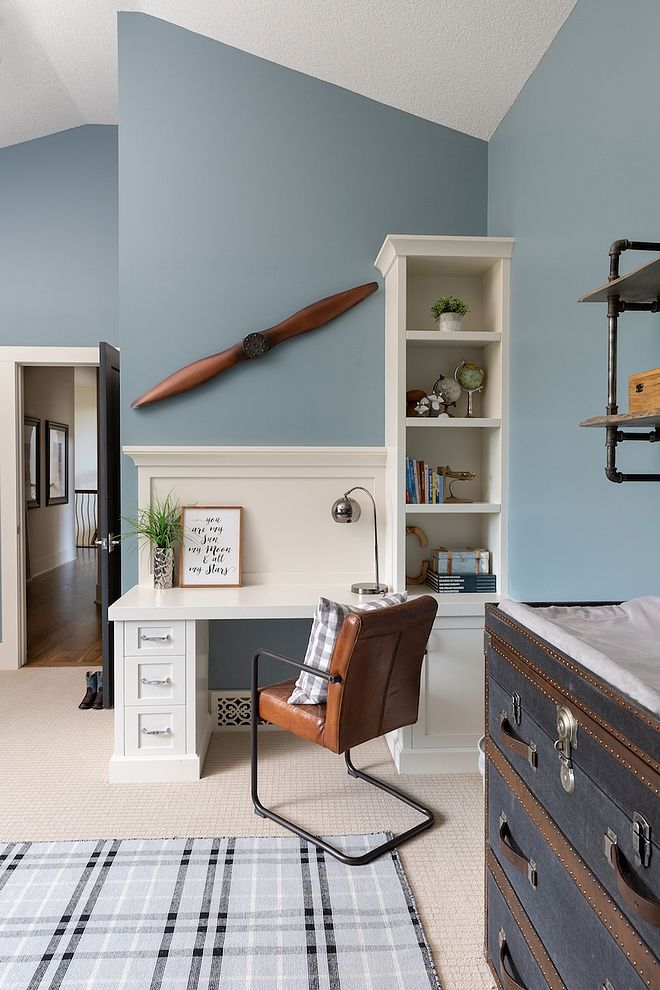 Pin by Lynn Terry on Paint Colors in 2019 | Boys bedroom ...
