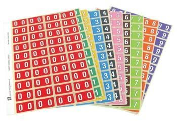 Use our Numerical Labels to organise your files. Available in end/side tab and top tab. http://bit.ly/1tRBPmV