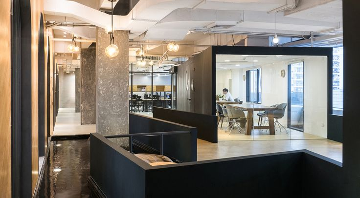 SimplyWork 6.0 Coworking Offices, Shenzhen / China, by 11architecture