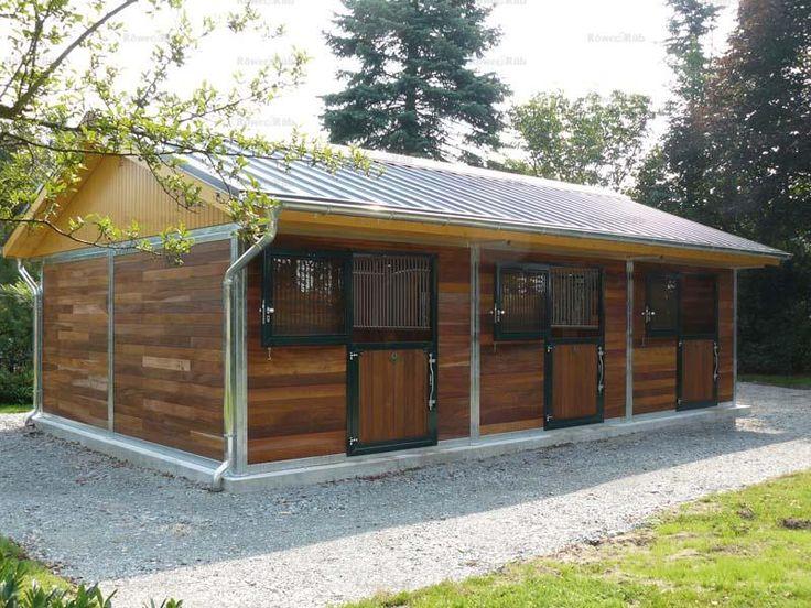 Nice simple barn design might be my favorite Dream Barn