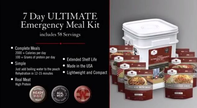Wise Food Storage As Your Emergency Food Choice...http://homestead-and-survival.com/wise-food-storage-as-your-emergecy-food-choice/