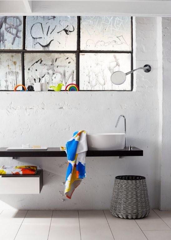 Cosi Mini Picasso Children's Bath Sheet